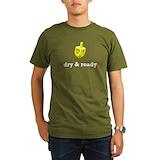 Hannukkah Organic Men's T-Shirt (dark)