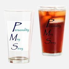 personality may stray.jpg Drinking Glass