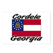 Cordele Georgia Postcards (Package of 8)