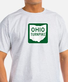 Ohio Turnpike T-Shirt