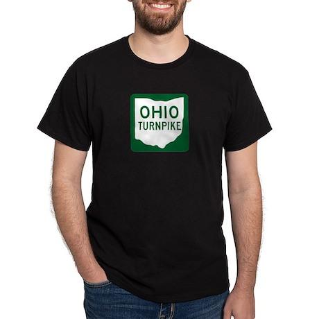 Ohio Turnpike Dark T-Shirt