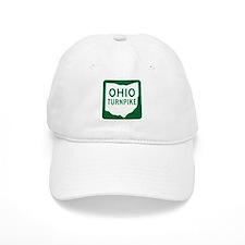 Ohio Turnpike Baseball Cap