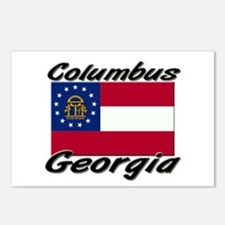 Columbus Georgia Postcards (Package of 8)