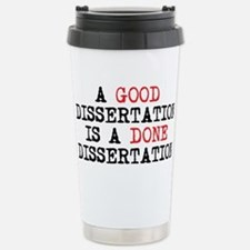 Dissertation Travel Mug