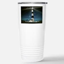 Unique Bodie lighthouse Travel Mug