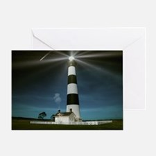Cool Lighthouse Greeting Card