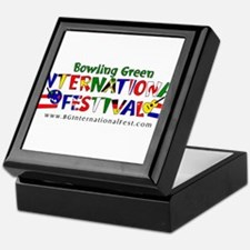 BGIF Logo Keepsake Box