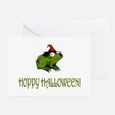 Hoppy Halloween Greeting Cards (Pk of 10)
