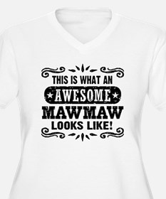 Awesome MawMaw T-Shirt