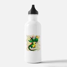 Baby Dragon Cute Cartoon Water Bottle