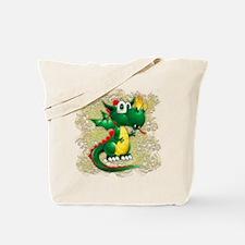 Baby Dragon Cute Cartoon Tote Bag