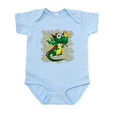 Baby Dragon Cute Cartoon Body Suit