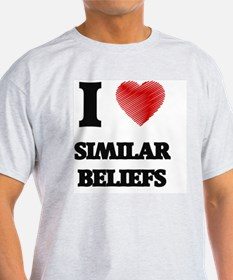 Cute Issues and beliefs T-Shirt