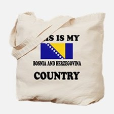 This Is My Bosina And Herzegovina Country Tote Bag