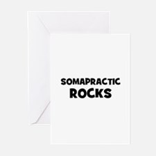 Somapractic Rocks Greeting Cards (Pk of 10)