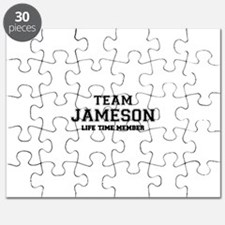 Team JAMESON, life time member Puzzle