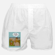 Y & R - Anti-helicopter Parenting Boxer Shorts
