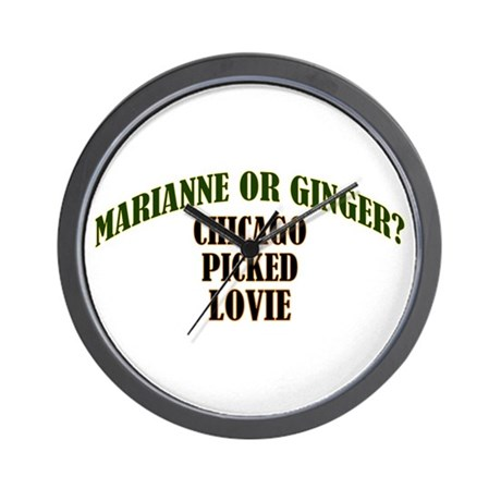 Lovie Wall Clock