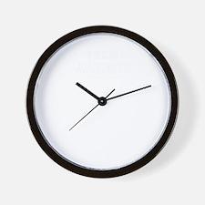 Team JARROD, life time member Wall Clock