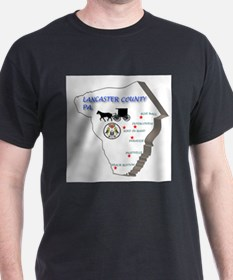 Lancaster County Pa. T-Shirt