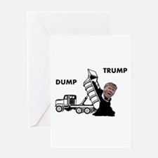 Dump Trump Greeting Cards
