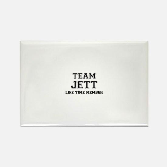 Team JETT, life time member Magnets