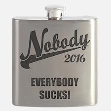 Nobody 2016 Flask