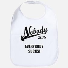 Nobody 2016 Bib