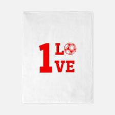 1 Love Twin Duvet