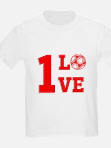 1 Love T-Shirt