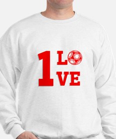 1 Love Sweatshirt