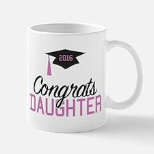 Congrats Daughter Mug