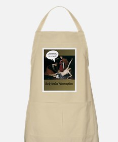 Funny Medical Misconceptions Apron