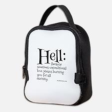 Cool Atheist Neoprene Lunch Bag