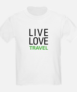 Live Love Travel T-Shirt