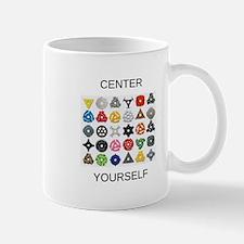 Center Yourself Mugs
