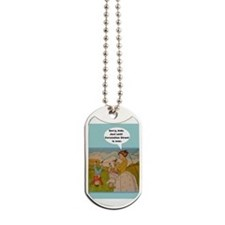 Anti-Helicopter Parenting Dog Tags