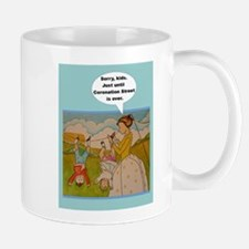 Anti-Helicopter Parenting Mug