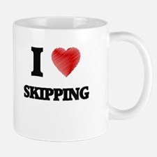 I love Skipping Mugs