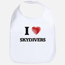 I love Skydivers Bib