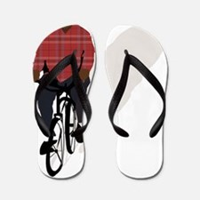 Cute Black friday Flip Flops