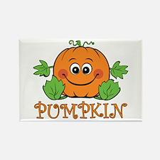 Pumpkin Rectangle Magnet