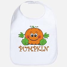 Baby Pumpkin Bib