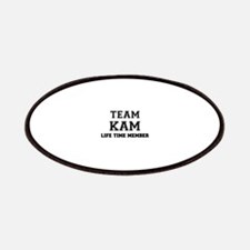 Team KAM, life time member Patch