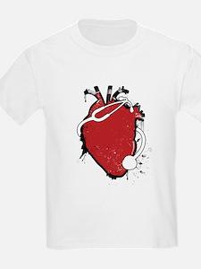 anatomical stethoscope T-Shirt
