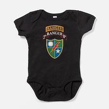 Funny Ranger Baby Bodysuit