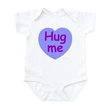 Hug Me Candy  Infant Bodysuit