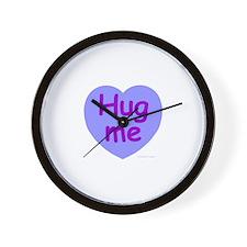 Hug Me Candy  Wall Clock