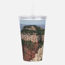 Grand Canyon North Rim Acrylic Double-wall Tumbler