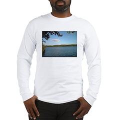 PreciousStuffDotBiz Design World Long Sleeve T-Shi
